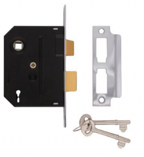 Union 2295 2 Lever Mortice Sashlock